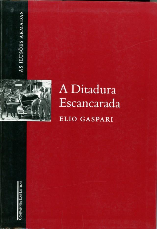 """A tortura e a violência contra os opositores do regime depois da decretação do AI-5, como o extermínio da guerrilha do Araguaia, são descritos no volume """"A Ditadura Escancarada"""""""