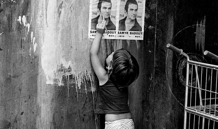 <strong> Campanha para vereador</strong> no Rio de Janeiro, onde os eleitores eram impedidos de votar para prefeito